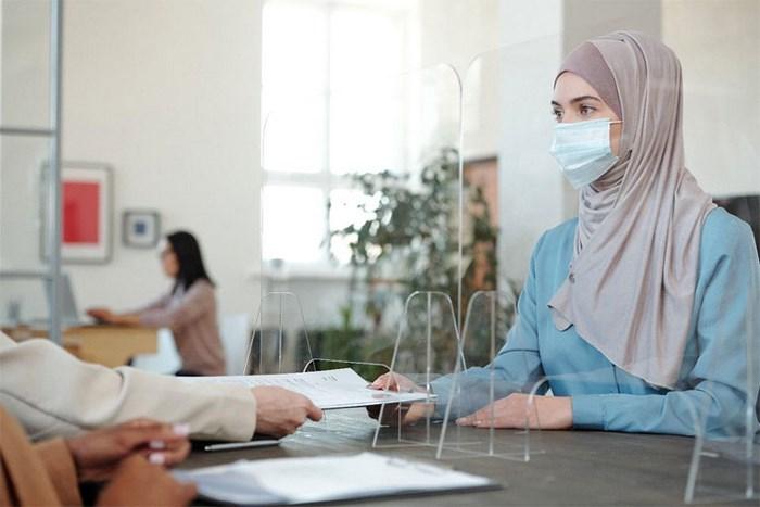 Арабской женщине дают гражданство